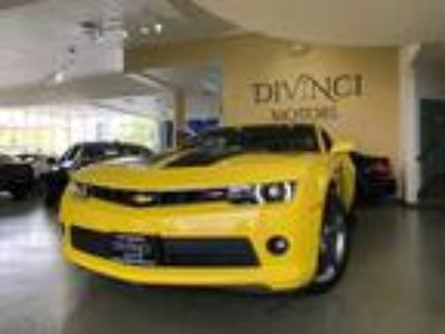 2014 Chevrolet Camaro LT Yellow, Awesome Color! Low Miles! Clean Car!