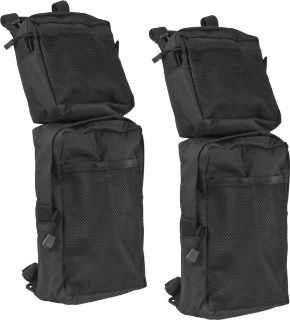 Find (2) NEW WATERPROOF ATV FENDER PACK BAGS-QUAD-4 WHEELER (62107) motorcycle in West Bend, Wisconsin, US, for US $27.99