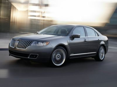 2012 Lincoln MKZ Hybrid Base (Black)