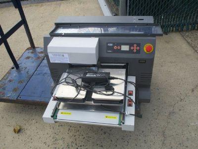 DTG Viper 2 Direct to Garment Printer w/ Platen RTR#7093050-02