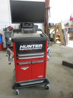 2017 Hunter WinAlign HD WA47X Series Alignment RTR#8083655-01