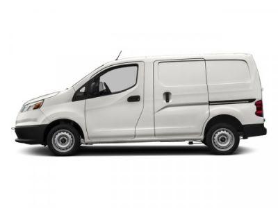 2018 Chevrolet City Express Cargo Van LS (Designer White)