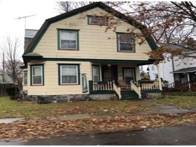 3 Bed 1.5 Bath Foreclosure Property in Glens Falls, NY 12801 - Kenworthy Ave