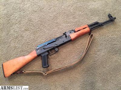 For Sale: WASR-10 Romanian AK