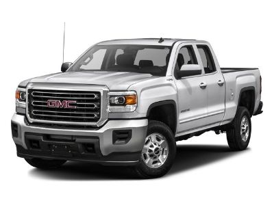 2016 GMC Sierra 2500HD SLT (Summit White)