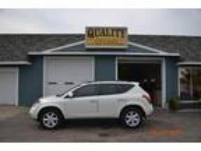 Used 2004 NISSAN MURANO For Sale