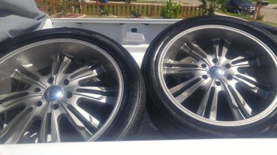 22s rims for chevy