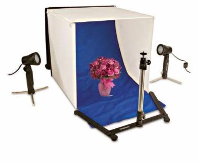 Polaroid Tabletop Photo Studio Kit