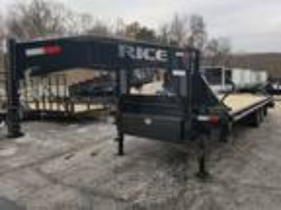2019 Rice Trailers