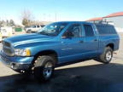 2005 Dodge 1500 SLT 4x4 Quad Cab