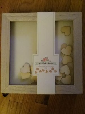New Never Used - Guestbook Frame