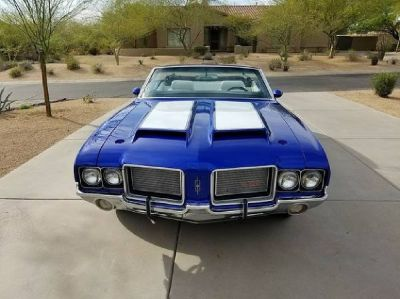 **Arizona Select Rides ** 1972 Olds Cutless 442 Convertible