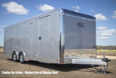 2019 Trailer ATC 24 Quest CH305 Enclosed Car