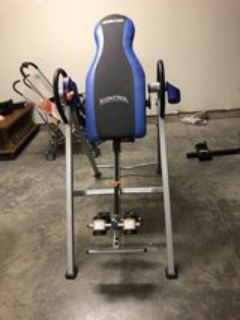 iron man icontrol Inversion table