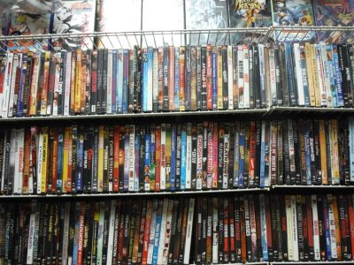 Dvd,s & Blu Ray Movies