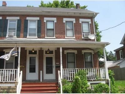 3 Bed 1.5 Bath Foreclosure Property in Pottstown, PA 19464 - W 5th St