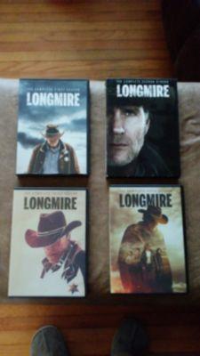 Longmire series