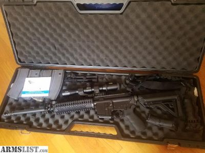 For Sale: Rock River Arms Operator AR-15 with Nikon scope and extras