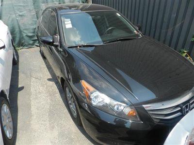 2012 Honda Accord SE (Black)
