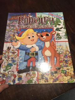 Rudolf search and find book