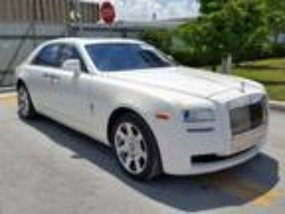 Salvage 2014 ROLLS-ROYCE GHOST for Sale