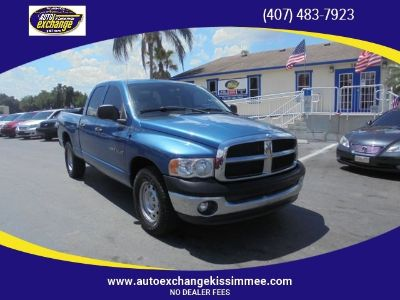 2005 Dodge Ram 1500 Quad Cab ST Pickup 4D 6 1/4 ft