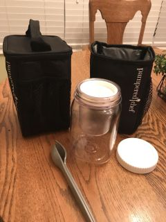 Pampered Chef Insulated Lunch Boxes (New)