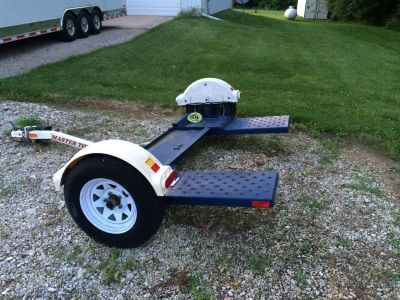 Used Master Tow car dolly