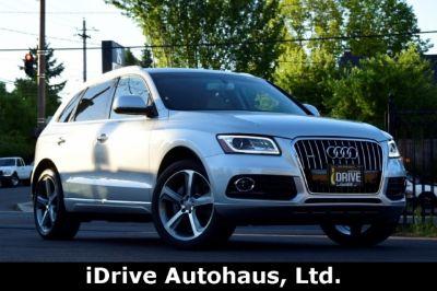 2014 Audi Q5 3.0 TDI Premium Plus