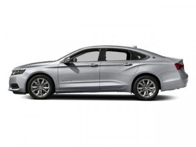2017 Chevrolet Impala LT (Silver Ice Metallic)