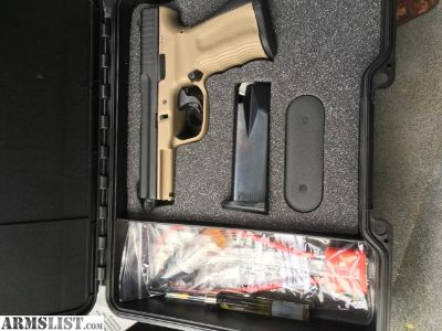For Sale: FMK 9mm barely used in hard case