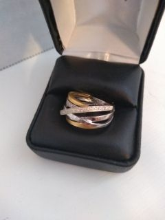 Gold and Diamond Ring price reduced