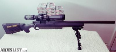 For Sale/Trade: Remington 700 (.308) + Scope + Ammo