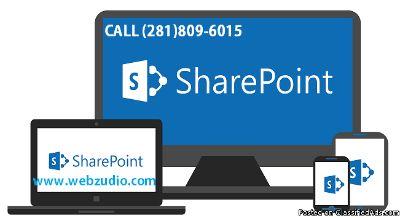 SharePoint Website Development Houston