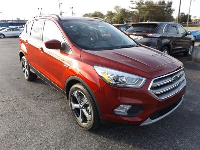2017 Ford Escape SE (Ruby Red Metallic Tinted Clearcoat)