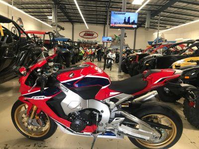 2017 Honda CBR1000RR SP SuperSport Motorcycles Corona, CA