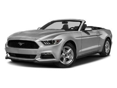 2017 Ford Mustang EcoBoost Premium (Ingot Silver Metallic)