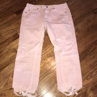 Mossimo Crop Jeans Size 12/31R