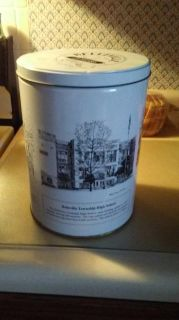 Collectible Tin Belleville 175 Years