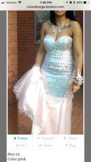 Prom dress size 12 reduced!