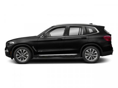2018 BMW X3 xDrive30i (Black Sapphire Metallic)