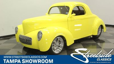 1941 Willys Coupe Pro Touring
