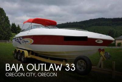 2001 Baja Outlaw 33