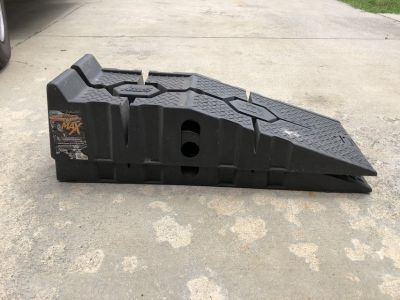 Set of Car Ramps Excellent Condition