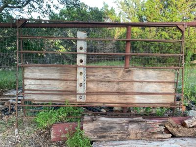 Old Ranch Fencing