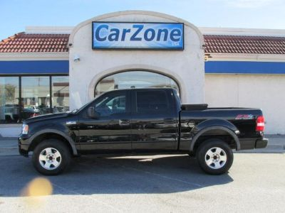 2005 Ford F-150 SUPERCREW- Black- 100K