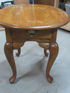 an old Antique table with drawer Needs some tlc
