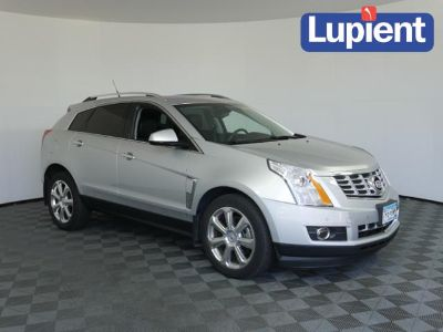 2013 Cadillac SRX Luxury Collection (Radiant Silver Metallic)