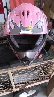 Motorcycle / ATV helments