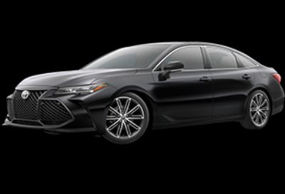 2019 Toyota Avalon Touring (Midnight Black Metallic)